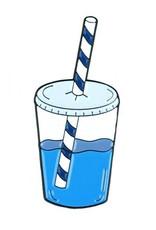 Mokuyobi Threads Water Cup Pin