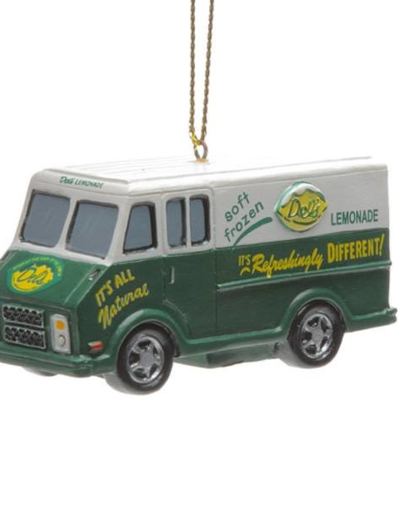 My Little Town Del's Truck Ornament