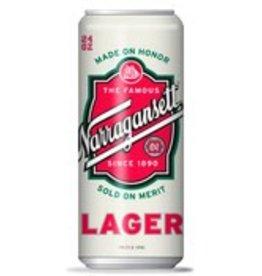 Narragansett Lager Can Ornament