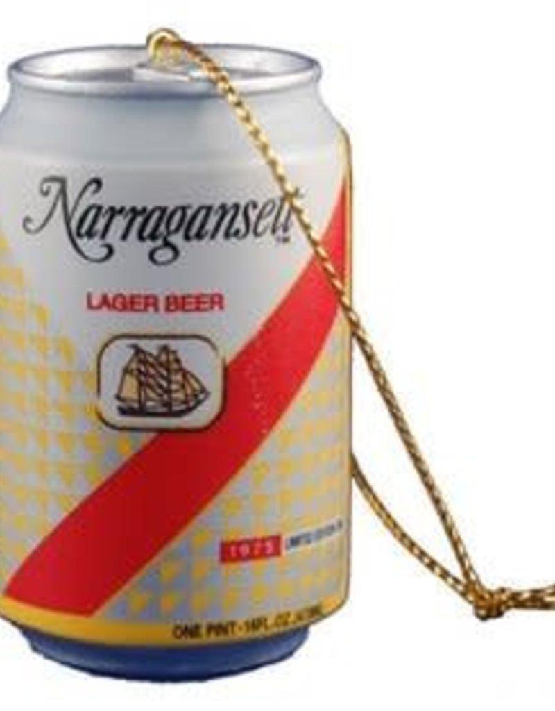 My Little Town Narragansett Retro Can Ornament