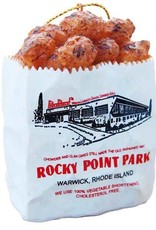 Rocky Point Clam Cakes Ornament