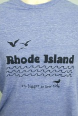 Hilary Treadwell 3% Bigger At Low Tide T-Shirt