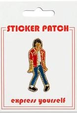 The Found Michael Jackson Sticker Patch
