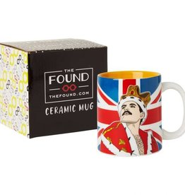 Freddie Mercury Ceramic Mug