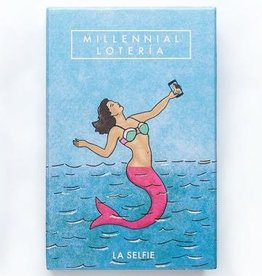 Blue Star Press Millenial Loteria