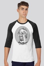 Headline Lincoln Face Palm Raglan T-Shirt
