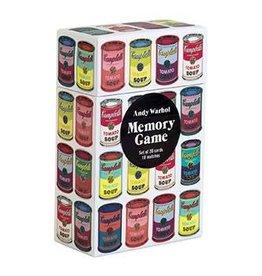 Galison Andy Warhol Memory Game