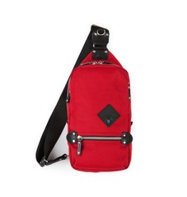 Harvest Label Sling Pack - Red