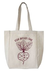 Frog & Toad Press Vegan Butcher's Guide Tote
