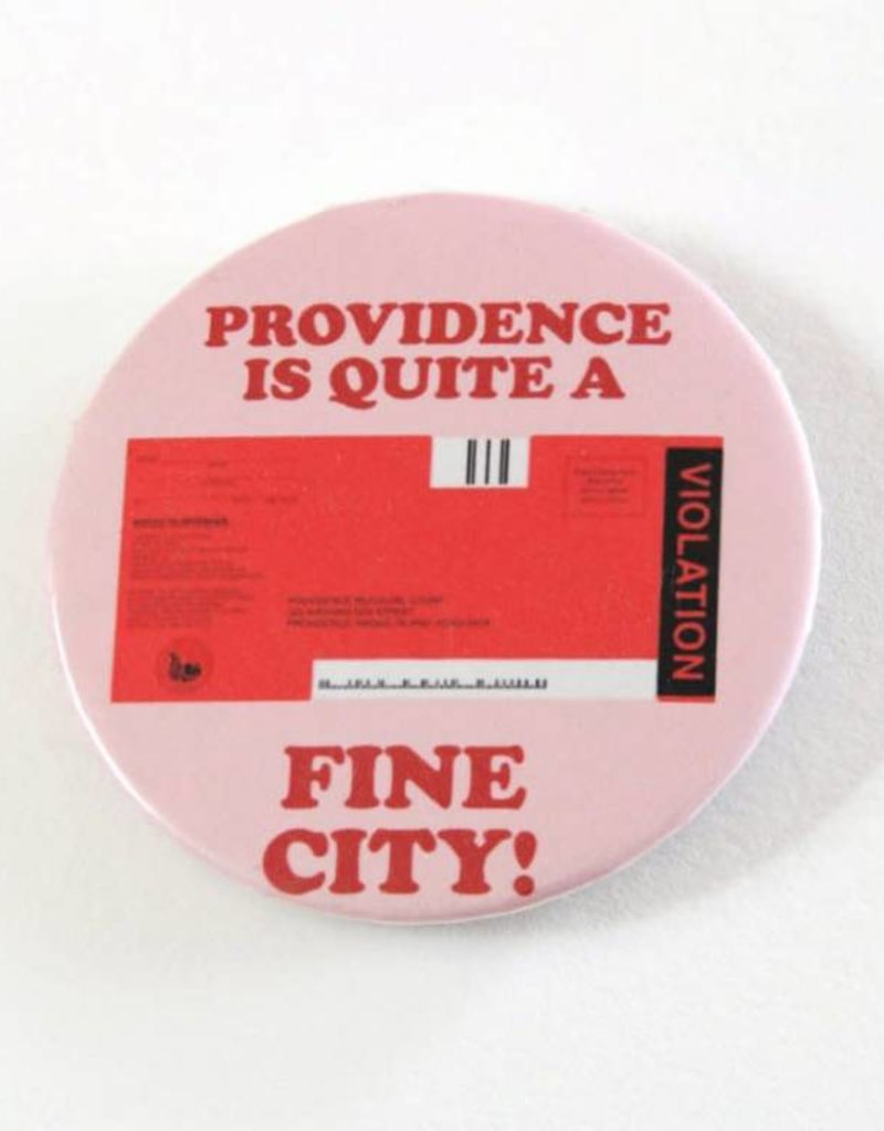 Youth Collaborative Providence is Quite a Fine City! Button