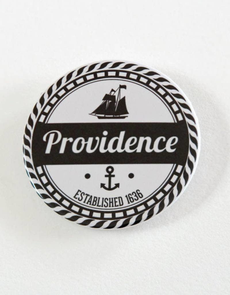 Youth Collaborative Providence Sailboat Button