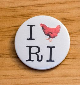 Youth Collaborative Red Rooster RI Button