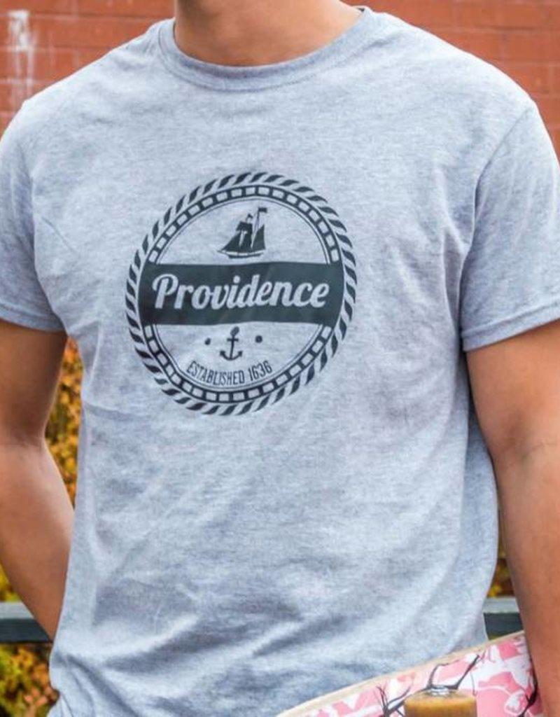 Youth Collaborative Providence, RI Sailboat Shirt