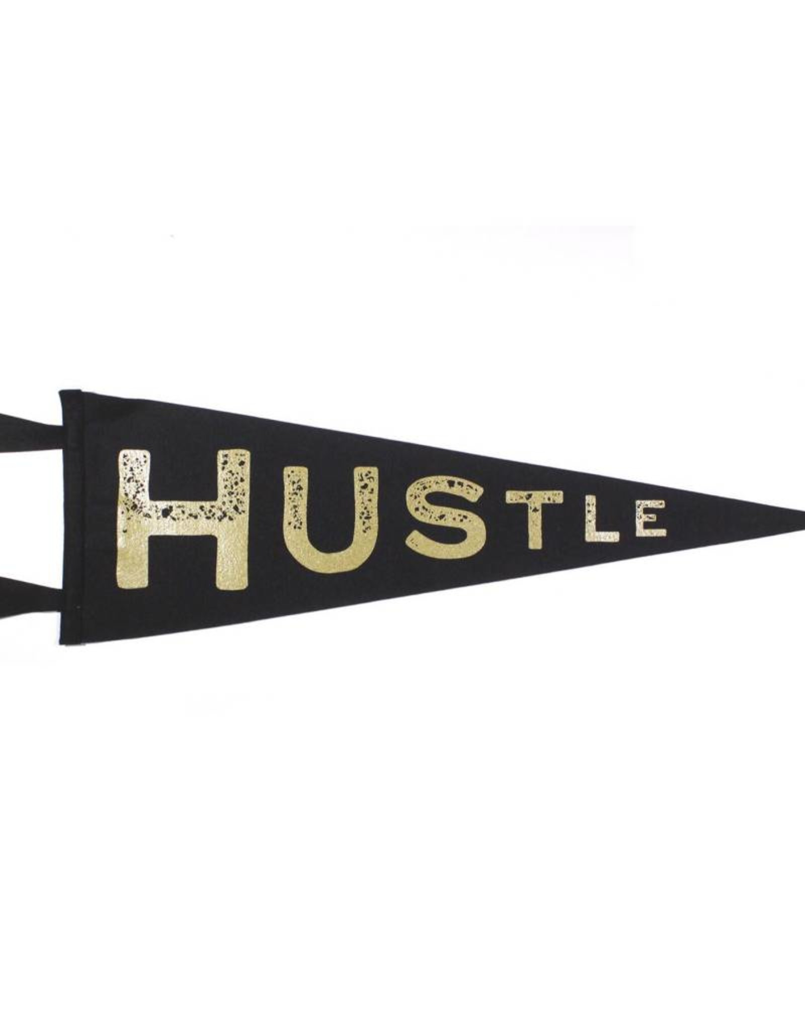 Hustle Pennant