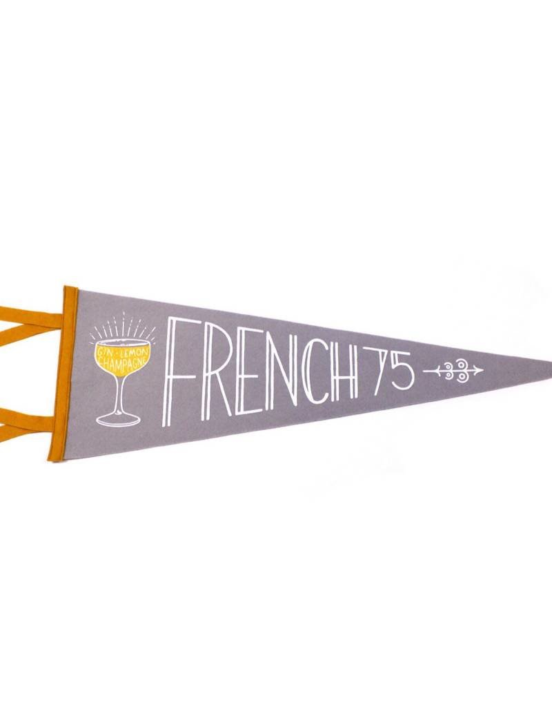 Oxford Pennant French 75 Pennant