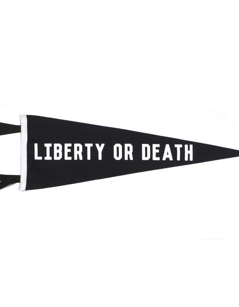 Oxford Pennant Liberty or Death Pennant