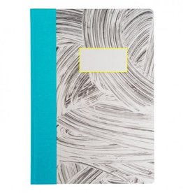 Ohh Deer Grey Brush Notebook