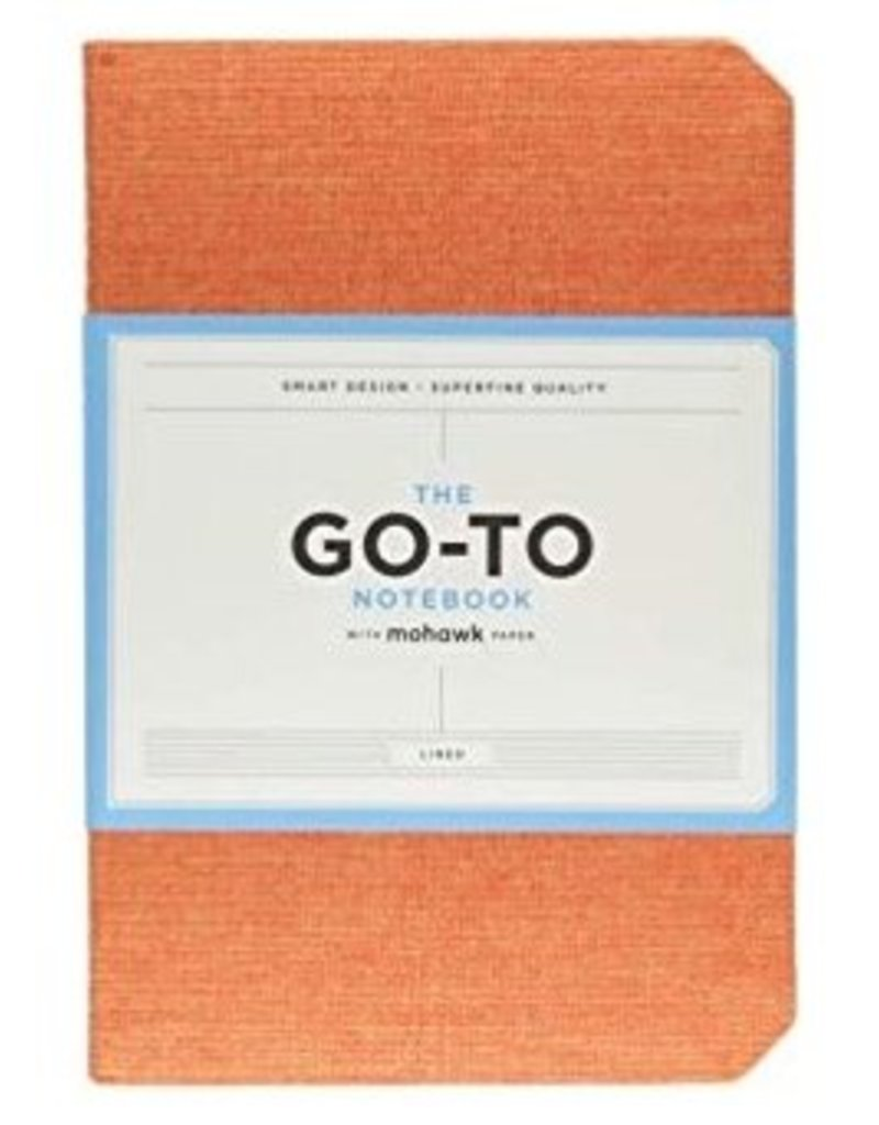 Chronicle Books The Go-To Notebook (Lined)
