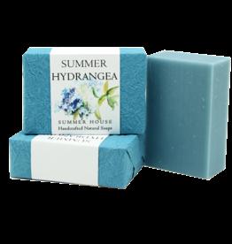 Summer House Natural Soaps Soap Bar - Summer Hydrangea