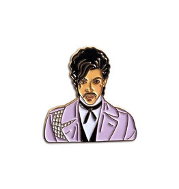The Found Prince Jacket Enamel Pin