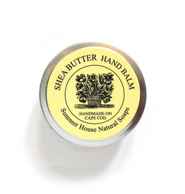 Summer House Natural Soaps Hand Balm - Shea Butter