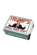 The Unemployed Philosopher's Guild Trump's Small Hand Soap