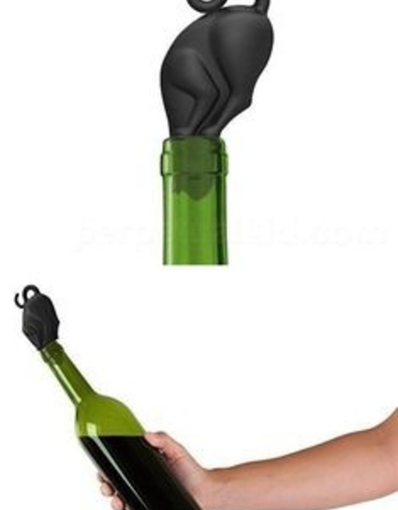 Fred & Friends Stop Kitty Wine Stopper
