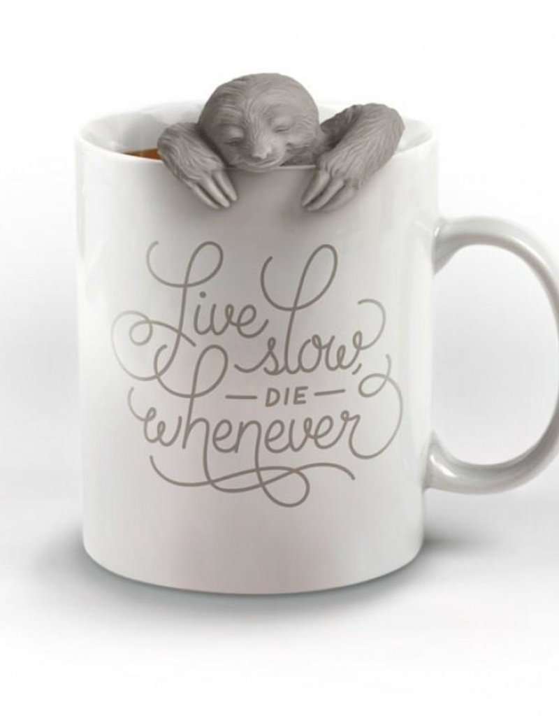 Fred & Friends Sloth Tea Infuser