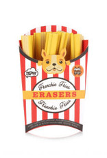 NPW Frenchie Fries Pup Erasers