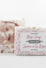 Dot & Lil Rose Soap