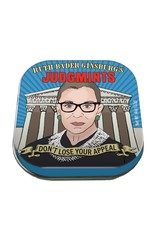 The Unemployed Philosopher's Guild Ginsburg Judgmints