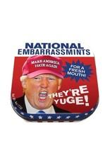 The Unemployed Philosopher's Guild Trump National Embarrassmints
