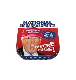 The Unemployed Philosopher's Guild Trump National Embarrassmints