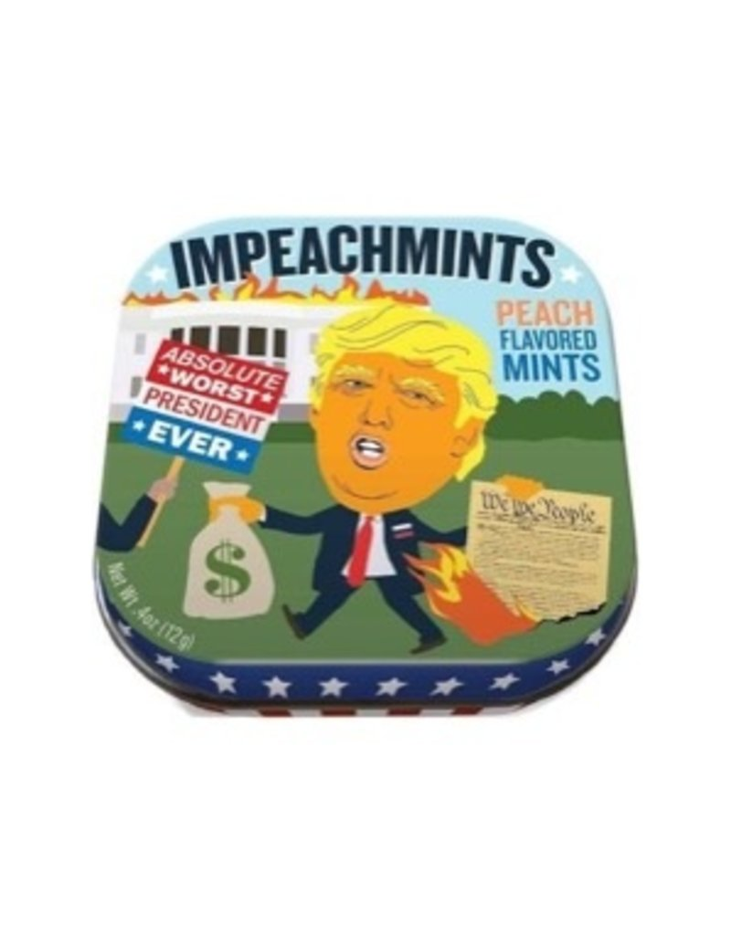 The Unemployed Philosopher's Guild Trump's Impeachmints