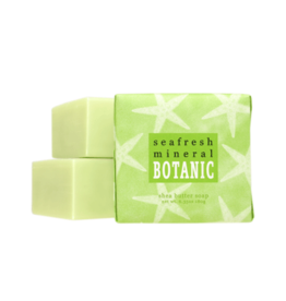 Greenwich Bay Trading Co. Wrapped Soap Bar - Seafresh Mineral