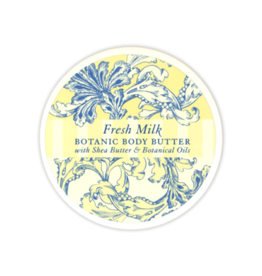 Greenwich Bay Trading Co. Body Butter - Fresh Milk Shea Butter