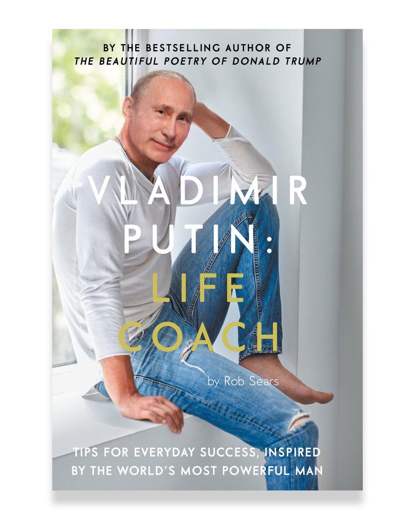 Canongate Books Vladimir Putin: Life Coach