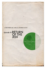 Trevor Dunt Star Wars: Return of the Jedi Movie Print