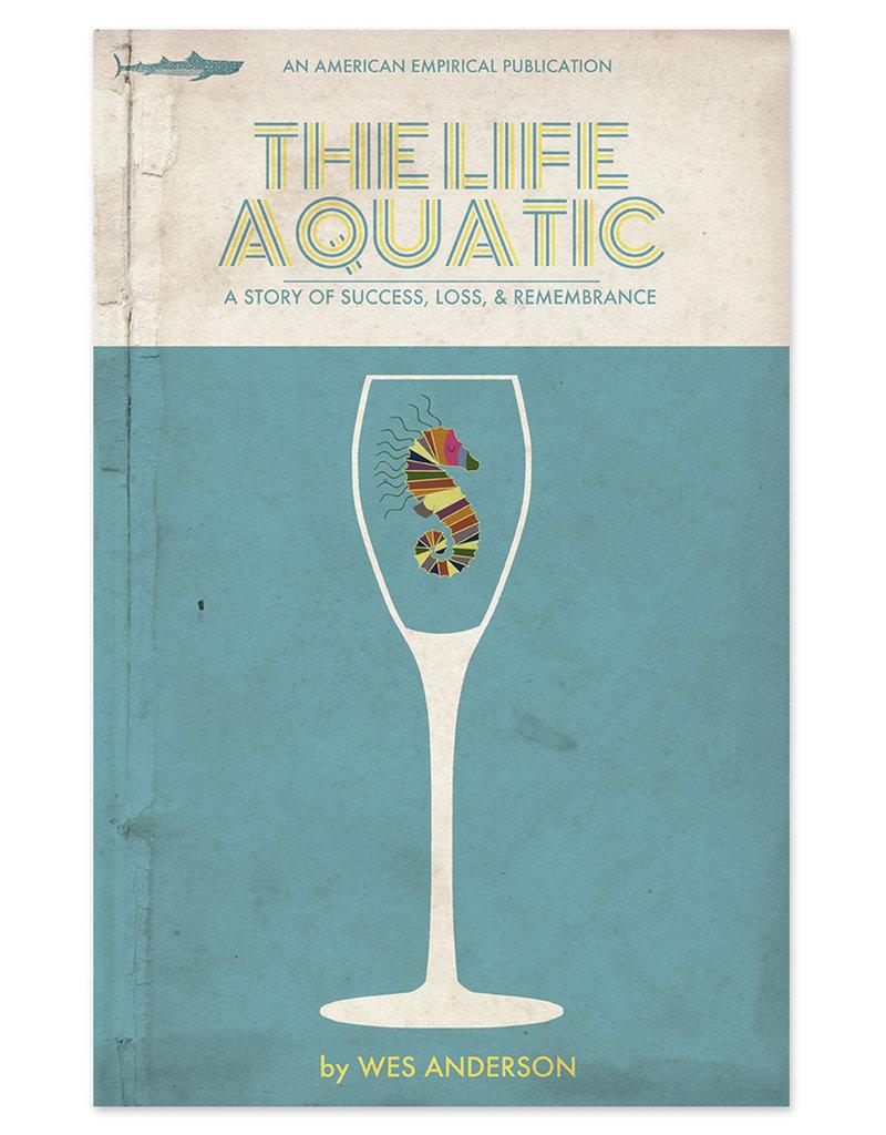 "Trevor Dunt Wes Anderson's ""The Life Aquatic"" Movie Print"