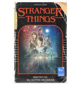 Trevor Dunt Stranger Things Print