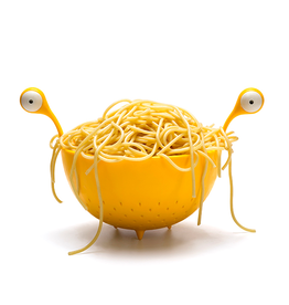 Ototo Design Spaghetti Monster Colander