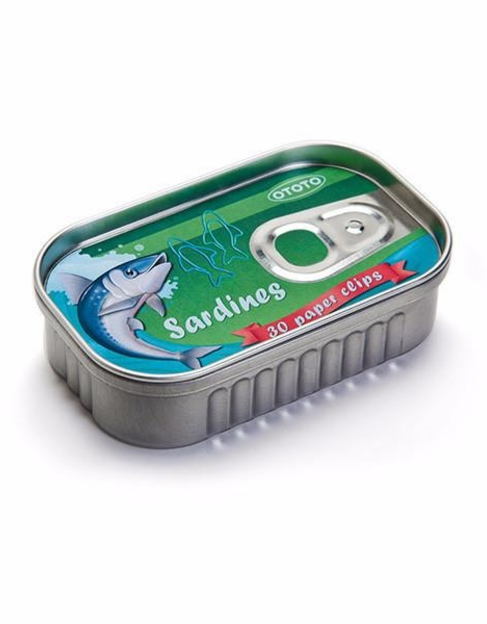 Sardine Can Paperclips