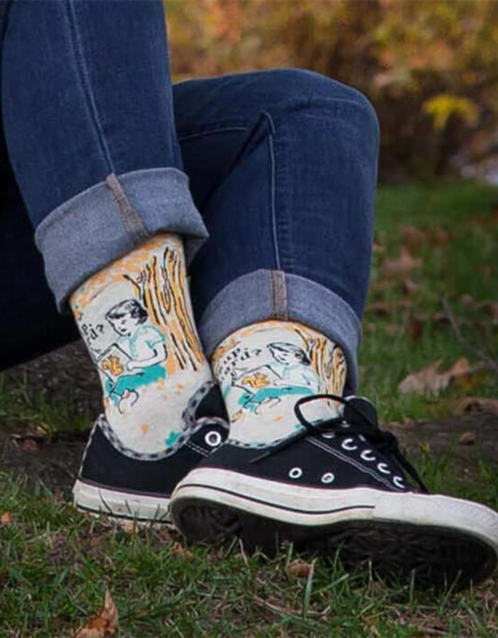Sup Nerd? Women's Crew Socks