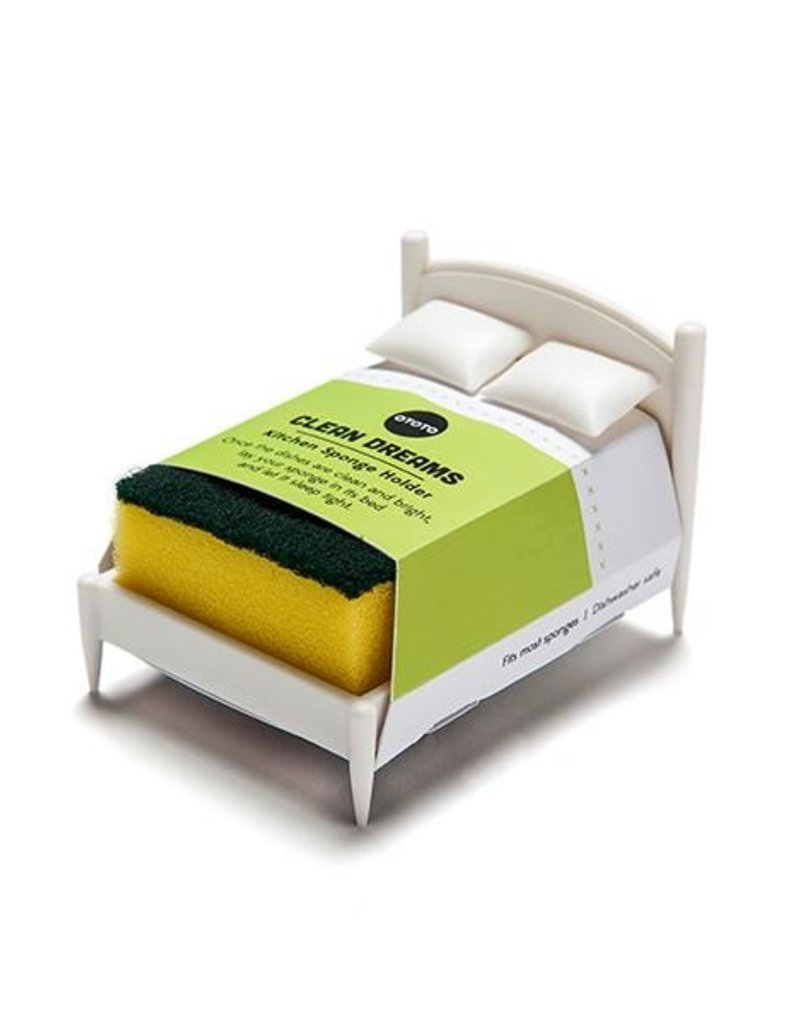 Ototo Design Clean Dreams Sponge Holder