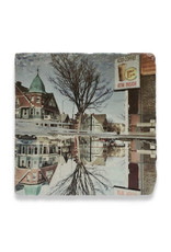 Steve Duque PVD Tree Reflection Coaster