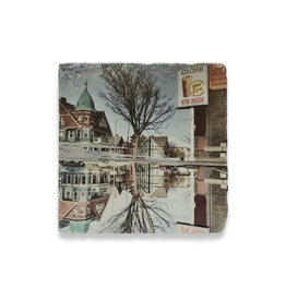 Studio Vertu PVD Tree Reflection Coaster