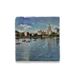 Studio Vertu PVD Kayaks Coaster