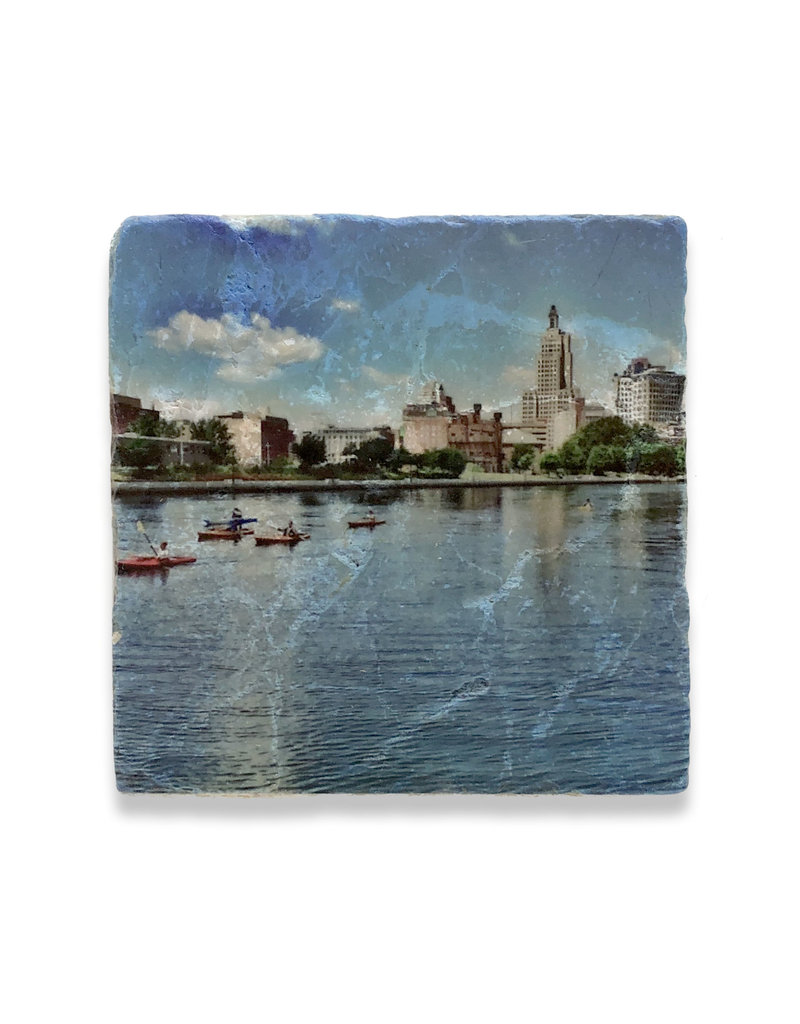 Steve Duque PVD Kayaks Coaster