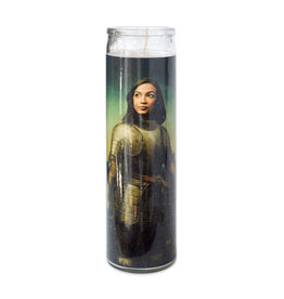Rust Belt Cooperative St. Alexandria Ocasio-Cortez Prayer Candle