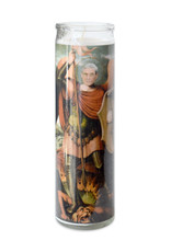 Rust Belt Cooperative St. Robert Mueller Prayer Candle